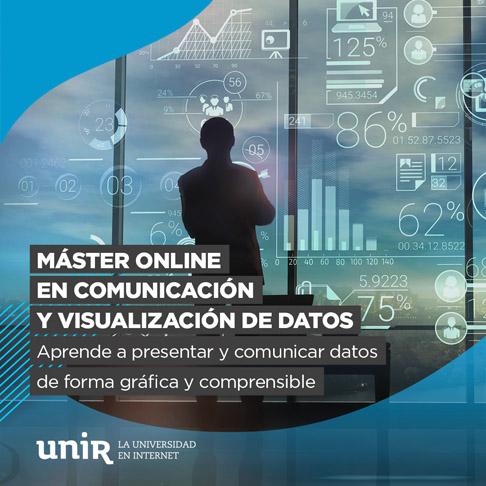 Máster en Comunicación y Visualización de Datos