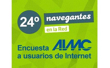 La AIMC pone en marcha la 24.ª Encuesta 'Navegantes en la Red'