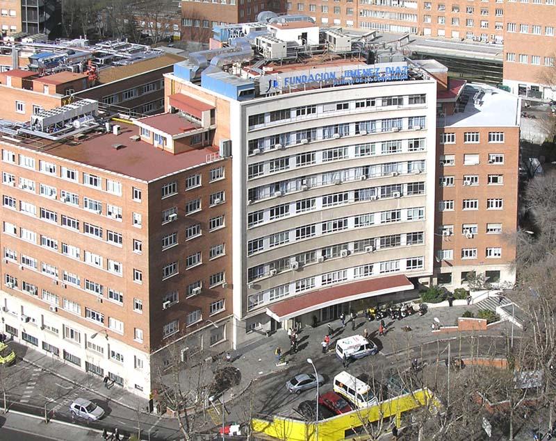 La Fundación Jiménez Díaz, entre los 20 mejores hospitales del mundo, según 'Forbes'