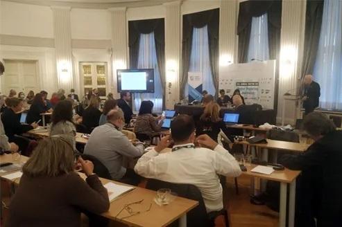 Asamblea anual de la FEP, celebrada este fin de semana en Zagreb (Croacia).